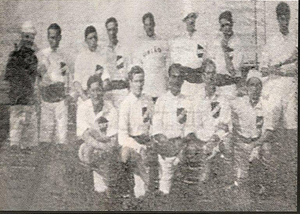 Time do Santos em 1915